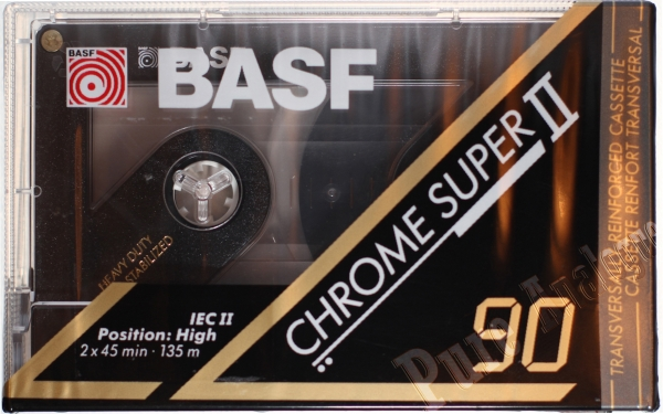Basf Chrome Super II (1991) EUR