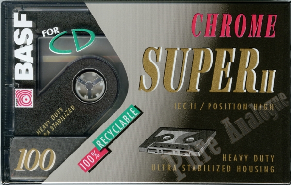 Basf Chrome Super II (1993) EUR