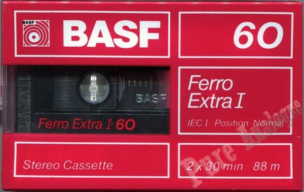 Basf Ferro Extra I (1988) EUR