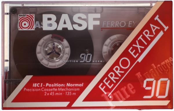 Basf Ferro Extra I (1992) EUR