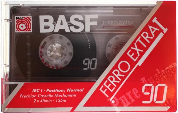 Basf Ferro Extra I (1994) EUR