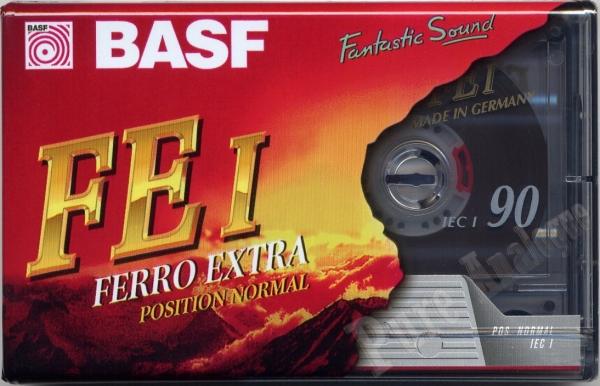Basf Ferro Extra I (1997) EUR