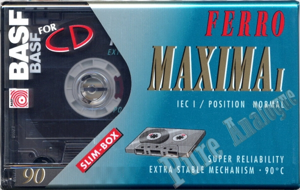 Basf Ferro Maxima I (1993) EUR