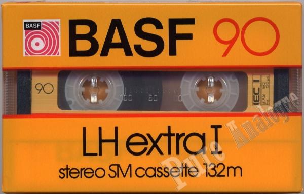 Basf LH Extra I (1981) EUR