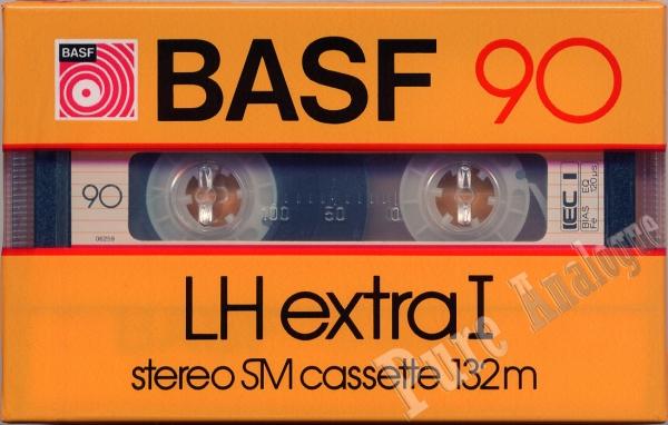 Basf LH Extra I (1982) EUR