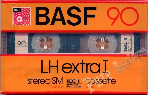 Basf LH Extra I (1984) EUR