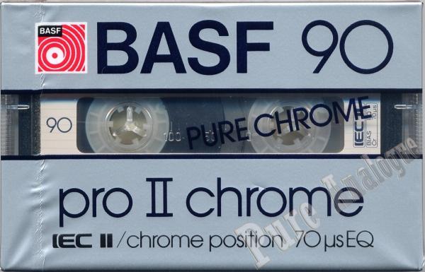 BASF Pro II Chrome (1982) EUR