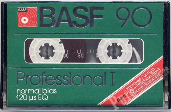 Basf Professional I (1980) US