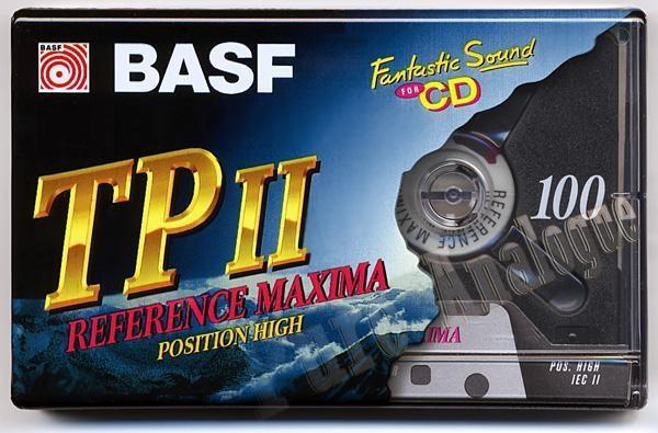 Basf TPII Reference Maxima (1995)