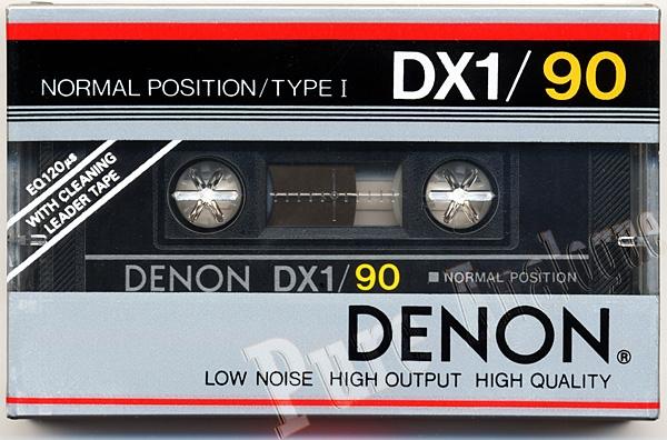Denon DX1 (1983) EUR/US