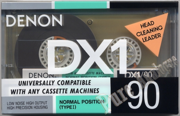 Denon DX1 (1989) EUR/US