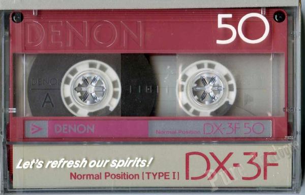 Denon DX-3F (1984) JAP