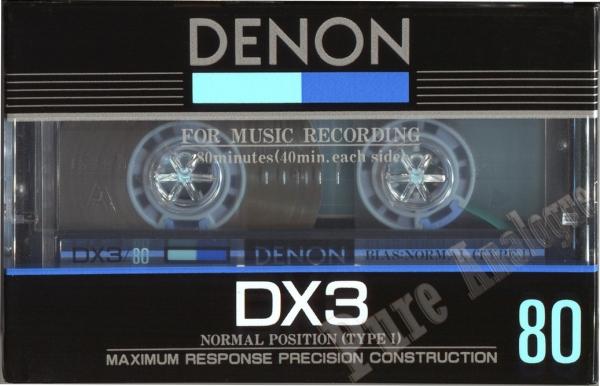 Denon DX3 (1984) JAP
