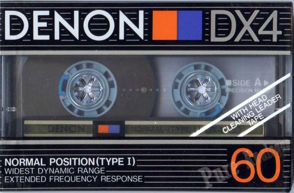 Denon DX4 (1988) EUR