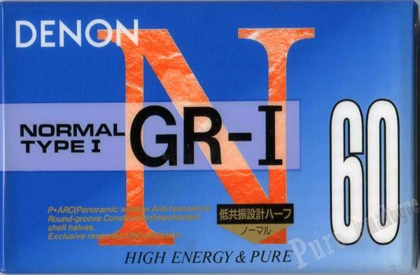 Denon GR-I (1993) JAP
