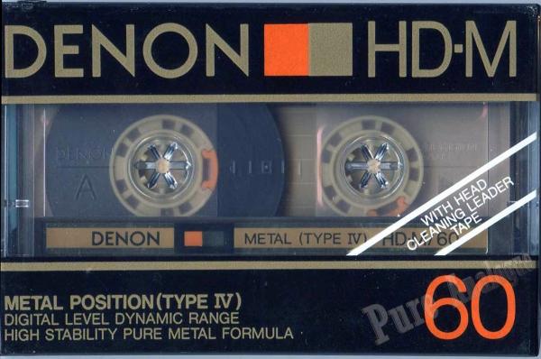 Denon HD-M (1985) EUR