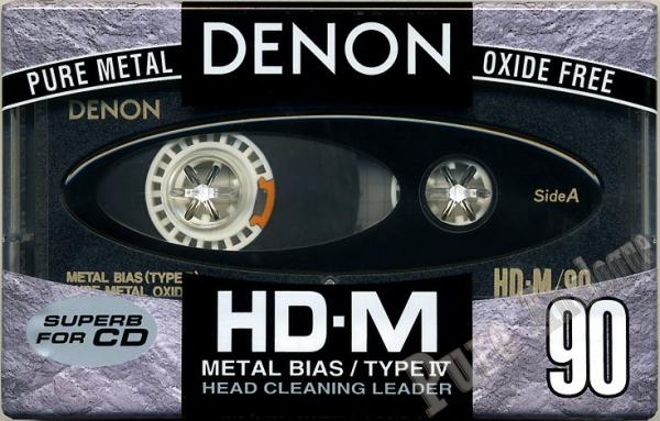 Denon HD-M (1993) EUR