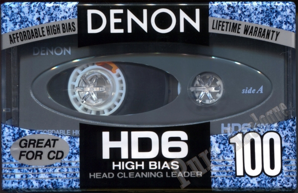Denon HD6 (1992) EUR