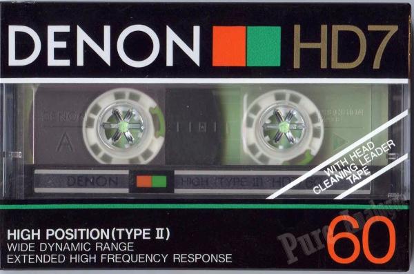Denon HD7 (1985) EUR
