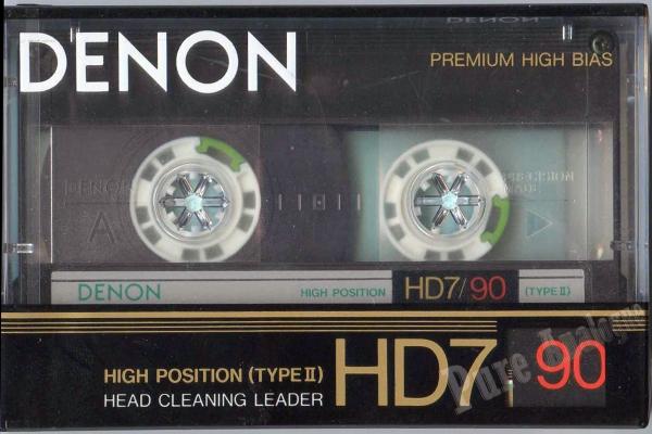 Denon HD7 (1987) EUR