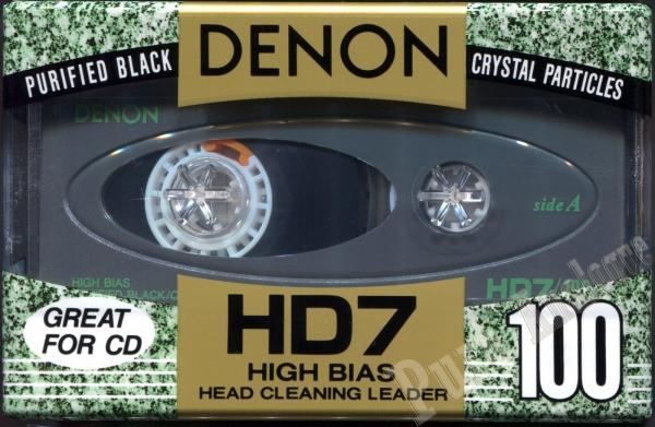 Denon HD7 (1992) EUR