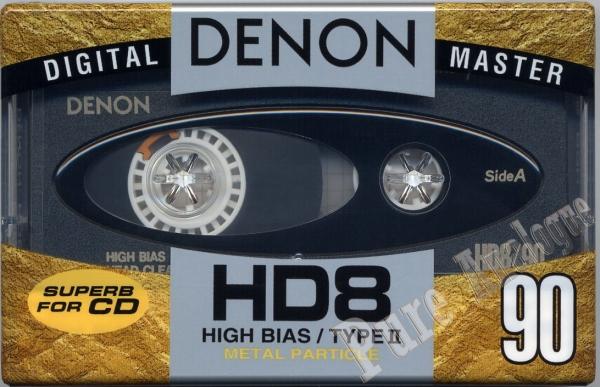 Denon HD8 (1993) EUR