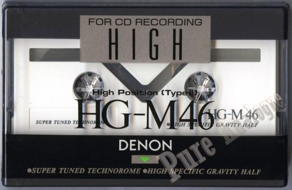 Denon HG-M (1991) JAP