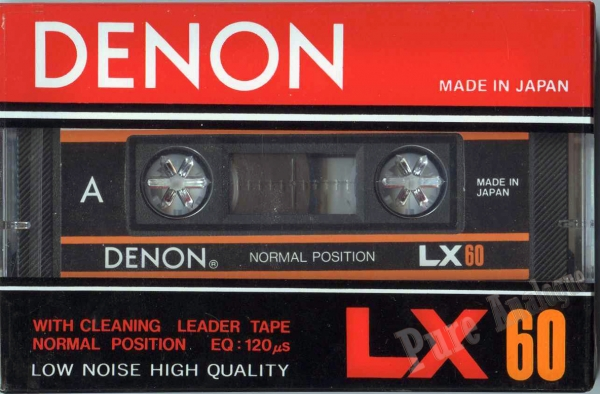 Denon LX (1985) EUR