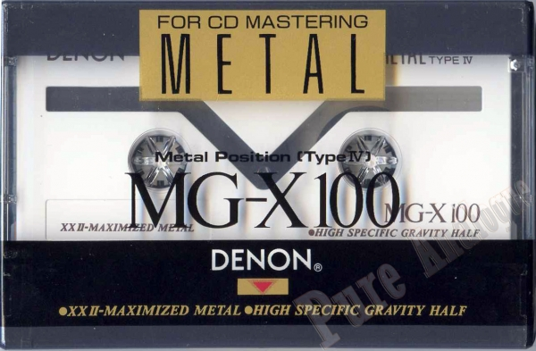 Denon MG-X (1992) EUR