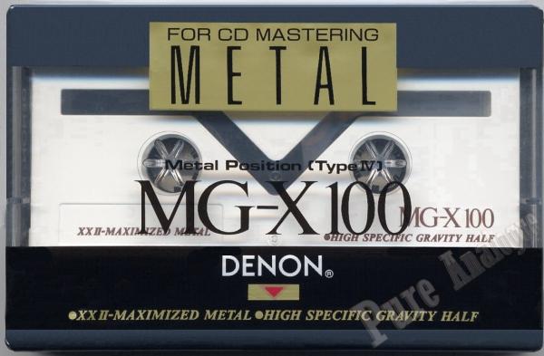 Denon MG-X (1993) EUR
