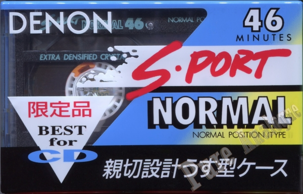 Denon S-Port Normal (1992) JAP