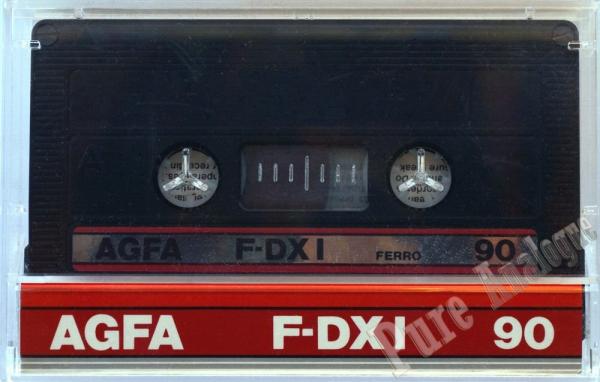 AGFA F-DX I (1987) EUR