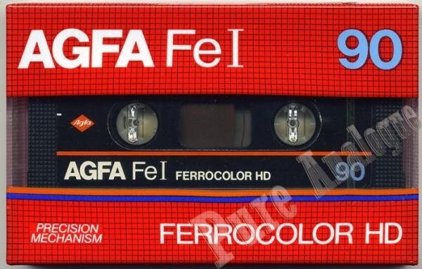 AGFA FeI Ferrocolor HD (1982) EUR