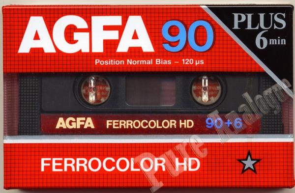 AGFA FeI Ferrocolor HD (1985) EUR