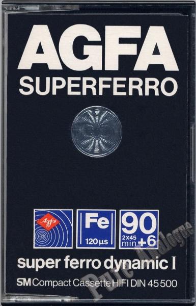 AGFA FeI-S Superferro (1979) EUR