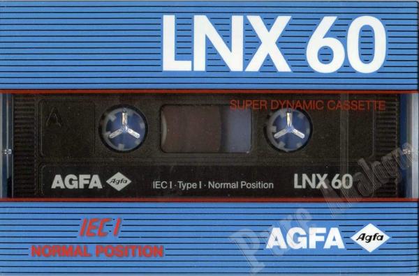 AGFA LNX (1989) EUR