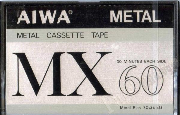AIWA MX (1979) US