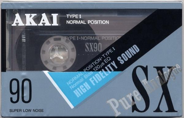 AKAI SX (1992) EUR