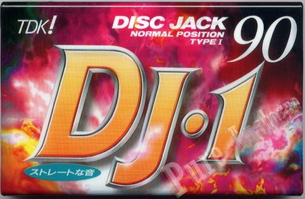 TDK DJ-1 (1995) JAP