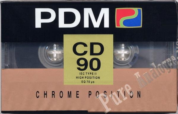 PDM CD (1990) EUR