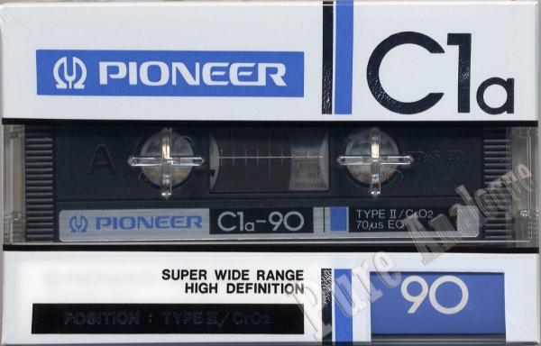 Pioneer C1a (1982) EUR