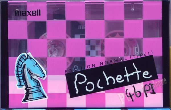 Maxell Pochette PI (1989) JAP