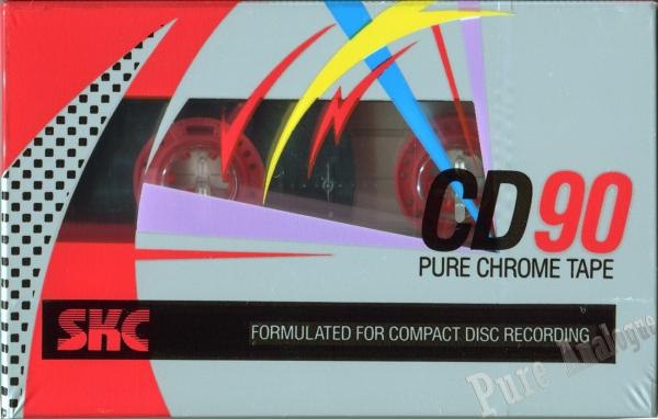 SKC CD (1990) EUR