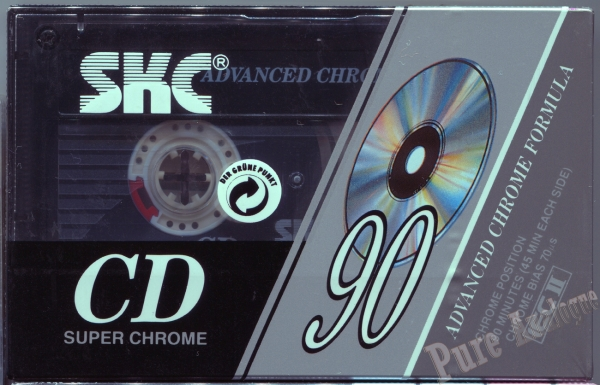 SKC CD (1992) EUR