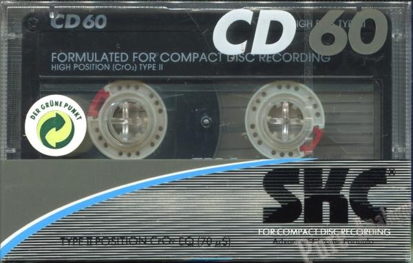 SKC CD (1987) EUR