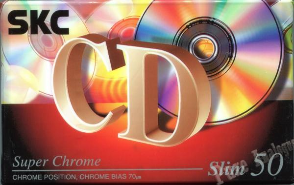 SKC CD (2000) EUR