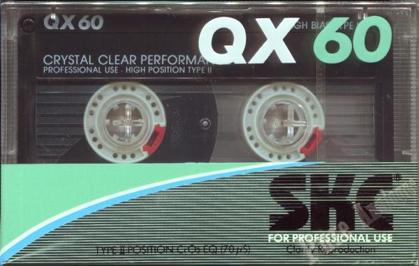 SKC QX (1987) EUR