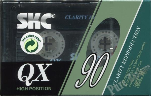 SKC QX (1992) EUR