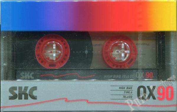 SKC QX (1990) EUR