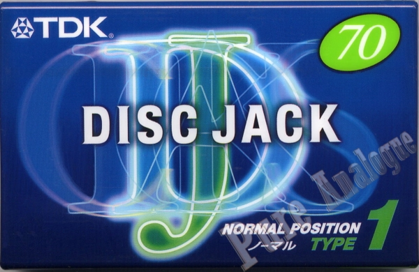 TDK DJ-1 (1999) JAP